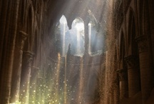 churches / by Gwen Miclea