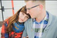 couples / engagement & couples photos / by Kristilee Parish Photography