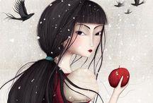 [Art - Illustrations] / by Alvina Chou