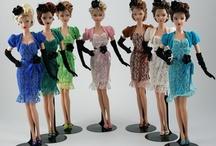 Barbie, Gene, Poppy Parker, Tonner, etc... / by Gwen Miclea