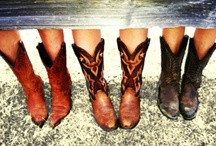 For the LOVE of boots! / by Maria Bowman