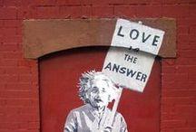 Wisdom in Graffiti