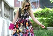 Get the Look: Fashion / How to recreate the best outfits from from of our favorite celebrities and bloggers. / by Glam