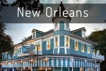 New Orleans ✈ CITY GUIDE / Jetpac City Guide for New Orleans. The most popular sights, bars and restaurants, outdoor activities, places to stay and all the other things that makes New Orleans a great place to visit! / by Jetpac City Guides