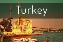 TRAVEL GUIDE ✈ Turkey / TRAVEL GUIDE ✈ Turkey