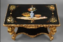 antique tables&chairs / by Vesna Demajo