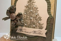 Lovely as a tree -Stampin Up / by Mandy Jack