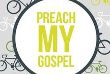 CHURCH -TEACHING THE GOSPEL / by Claudia Pentico Ellis
