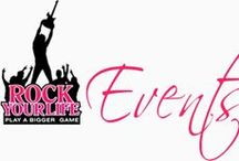 Rock Your Life Events