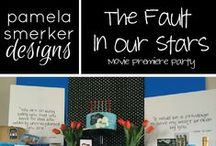 PARTY - THE FAULT IN OUR STARS / TFIOS / by Pamela Smerker