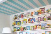 Kiddies: Play Rooms / by Lisa Katherine