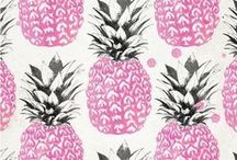 Ok, what's up with all these pineapples?