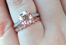 Customizable Engagement and Wedding Rings / Make your engagement ring as distinctive as you with these customizable rings.   You can customize your dream ring by adding or removing side stones, changing the shank width or shape, changing stone sizes or shapes and more.   Call for info on making a truly unique piece at an affordable price.