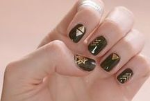 Nail File / Manicures, nail art, and polish inspiration! Need more manicure moments? Follow us on Nail File: http://bit.ly/glamnailfile