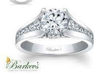 Barkev's Beautiful Engagement Rings / Stunning designs from Barkev's, available from Joseph Schubach Jewelers with your choice of center stone.  / by Joseph Schubach Jewelers