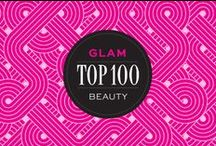 Glam Top 100 Beauty Awards / We tried them all so you don't have to. These products have been rigorously tested and vetted by a panel of experts, editors, and industry influencers. Collectively, this group of industry leaders chose the finalists in this year's beauty awards. / by Glam