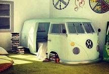 Bedrooms / Cool bedroom