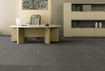 Fringe / Get affordable style in a tile, where good looks and durability meet economy. FRINGE's textured tufted surface provides a fashionable, yet comfortable foundation that performs well in corporate or general office areas.