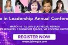"""""""From Book To Bestseller to Business Money Maker"""" www.JoinWGLA.com / """"From Book To BestSeller to Business Money Maker""""...how to take your book to a bestseller to be the go-to authority...my topic at the Women's Global Leadership Alliance's Excellence in Leadership Annual Conference on March 10-12 in Las Vegas"""