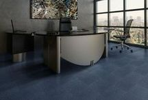 Induna / INDUNA is a versatile structured needlepunch tile set to become the design chief of corporate interiors with its textured linear brick-lay pattern. Ideal for blue-chip companies, call centres, government institutions or heavy commercial installations.
