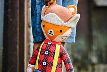 Baby Boy Fox