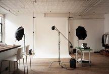 studio / by Boone Rodriguez