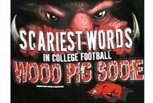 Woo Pig Sooie / by Ashley Hiller
