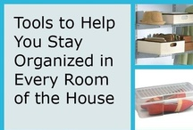 cleaning and organizational tips / Cleaning and Organizational Tips