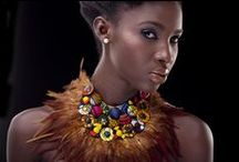 Fashion with african wibes