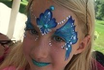 FACE PAINTING / ART / Face painting inspiration
