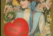 Old postcards  / by Edna Woolard