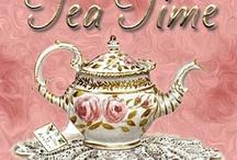 Tea Time {Love} / by Maria Raffa