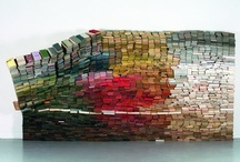 Book art / by Annie Oosterwyk