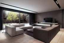 ARCHITECTURE | Modern Interior / by xNOGODx