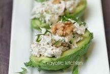 Food - Healthy Ideas / by Terri Arnold-Krikie