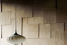 Plywood perfection / Design using the raw elements of plywood