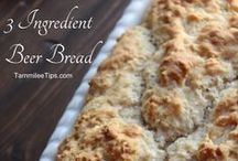 Bread and Muffin Recipes / Bread and more Bread! All of the best Bread recipes we can find on Pinterest! / by Tammilee Tips