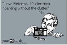 Pinterest Humor / by Sue Gallen