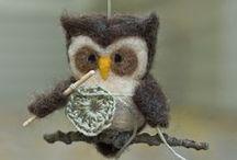 Craft - Owls to Make / by Terri Arnold-Krikie