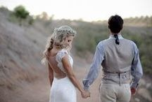 Blushing Brides / Beautiful brides on their wedding day.