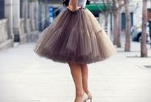 Awesome skirts / Amazing and special skirts.