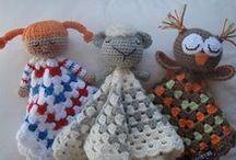 Craft - Crochet - Little Ones / by Terri Arnold-Krikie