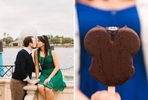 + Disney Love / Engagements and Weddings inspired by Disney! / by Bummed Bride
