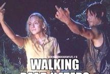The Walking Dead / by Cynthia J.