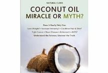 Coconut Oil Miracle / Are they really miracle cures through the use of coconut oil? Or are they myths? Let's have a look at the science and research behind each of the claims...