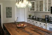home \\ kitchen + dining / all about kitchens + dining rooms - colors, decor, layout, and more.
