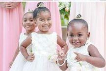 Flower Girls / The sweetest little flower girl photos and dresses!