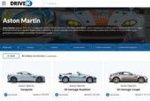 Aston Martin / Casa británica sinónimo de deportividad diseño y calidad.