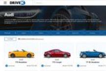 Audi / Vehículos creados a partir de la tecnología más avanzada y con una larga tradición deportiva.