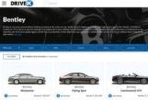 Bentley / Casa automovilística británica productora de coches de lujo, desde siempre elegida por la Casa Real Inglesa para sus coches oficiales.